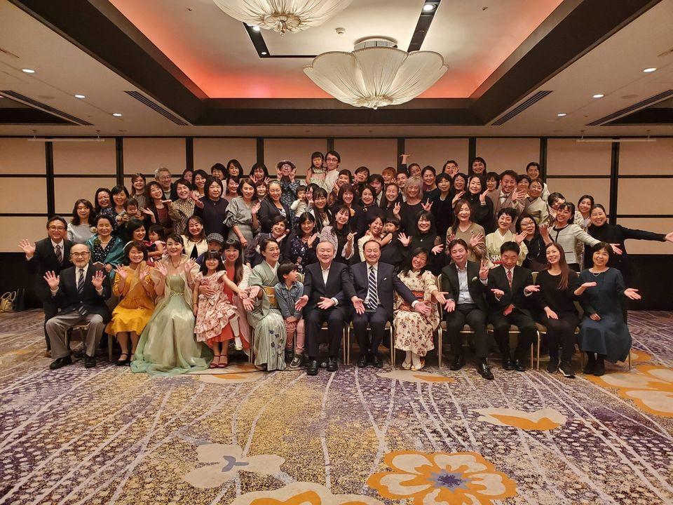 126889111 10160619065842516 1063947875787001092 o - 胎内記憶教育協会3周年記念パーティー開催しました。