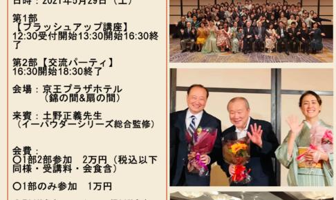 2021haruparty 486x290 - 【2021春のブラッシュアップ講座&大会&パーティ-】
