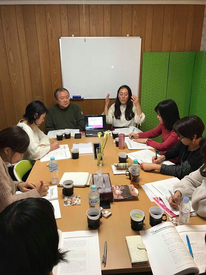 26994516 1678764945524355 591626783 n 1 - 2018年1月18日日本胎内記憶教育協会基礎講座第1回開催しました。